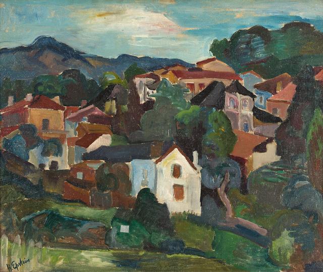 Wioska, 1925