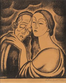 Dybuk (Chonon i Lea), 1920