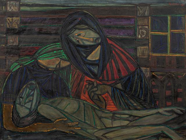 Pieta, 1946