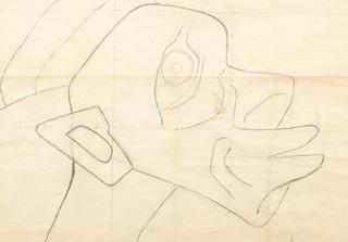 Głowa Murzyna (Wyzysk kolonialny), 1949