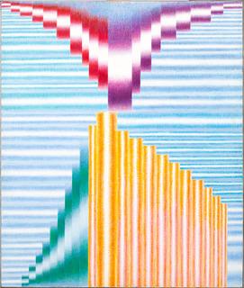 """Poliformy LXXXXVII """"Przypomnienie Orientu"""", 1982"""