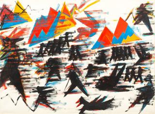 Piramidy, 1984