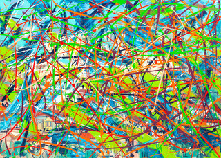 Abstrakcja / Ateny, 2016