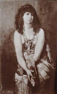 Odaliska, 1877