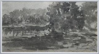 Pejzaż, 1922