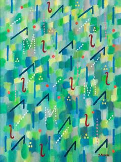 """""""Etiuda majowa"""", 2003"""
