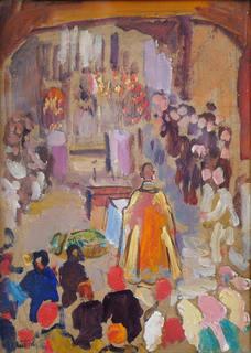 Modlitwa , ok 1930 r.
