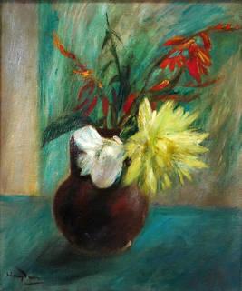 Bouquet de fleurs, ok. 1930 r.