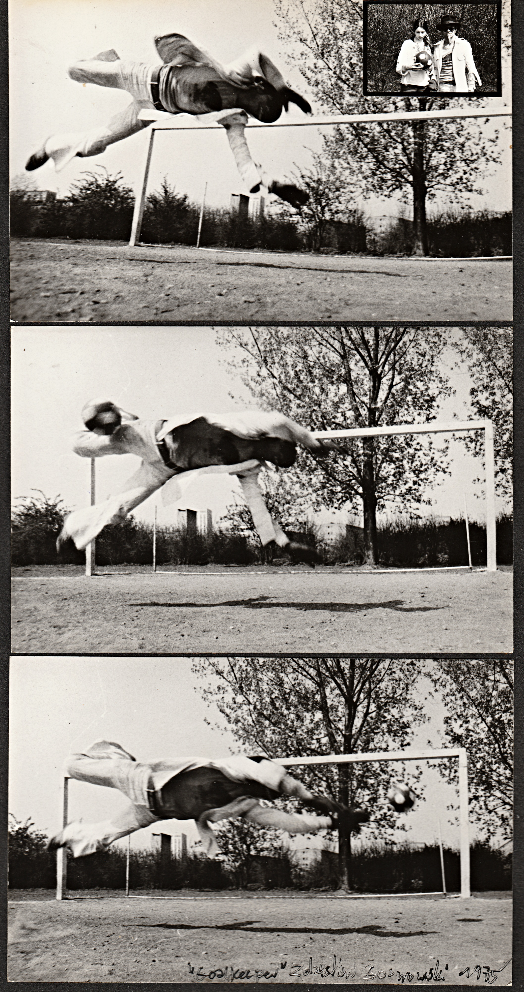 Goalkeeper, 1975