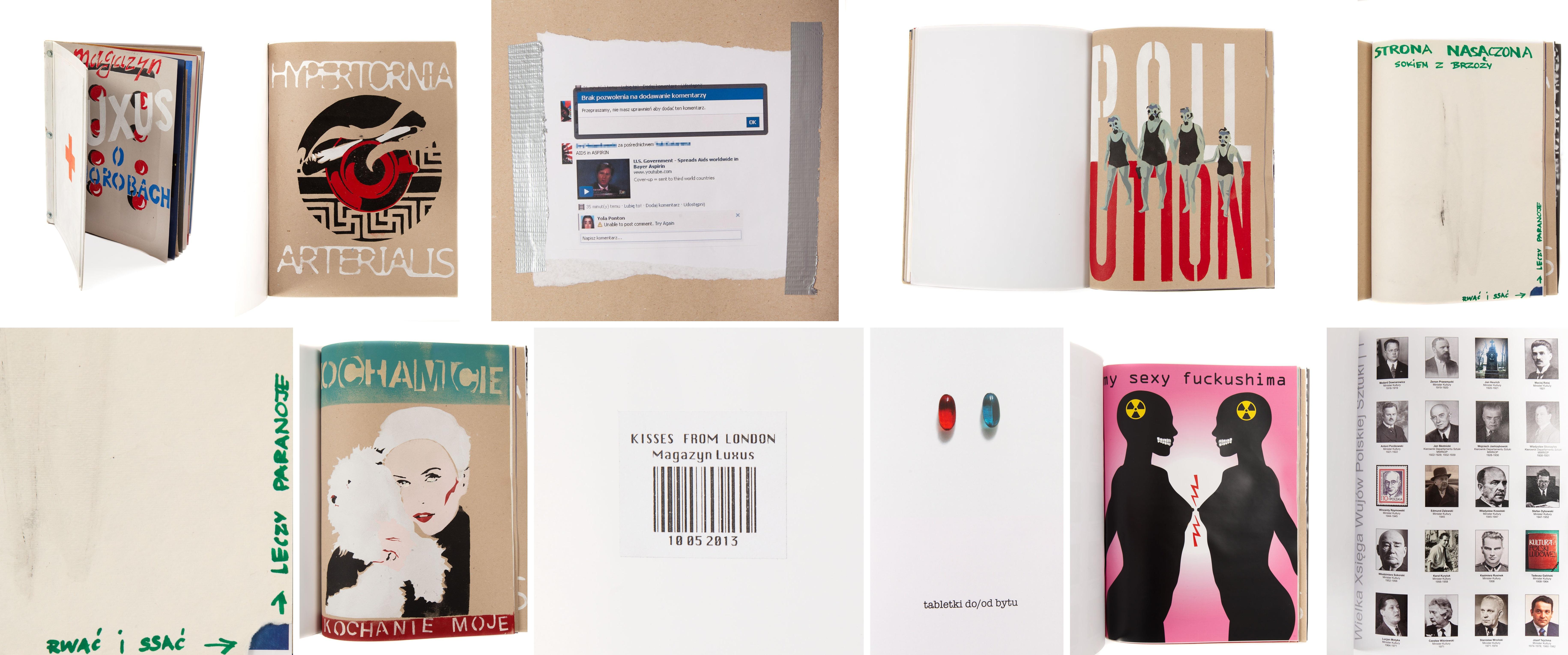 """""""Magazyn Luxus o chorobach"""" nr 22/30, wyd. 2013"""