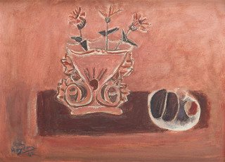 """Kwiaty i owoce"", 1962"