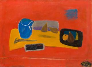 """""""Martwa natura"""", 1956"""