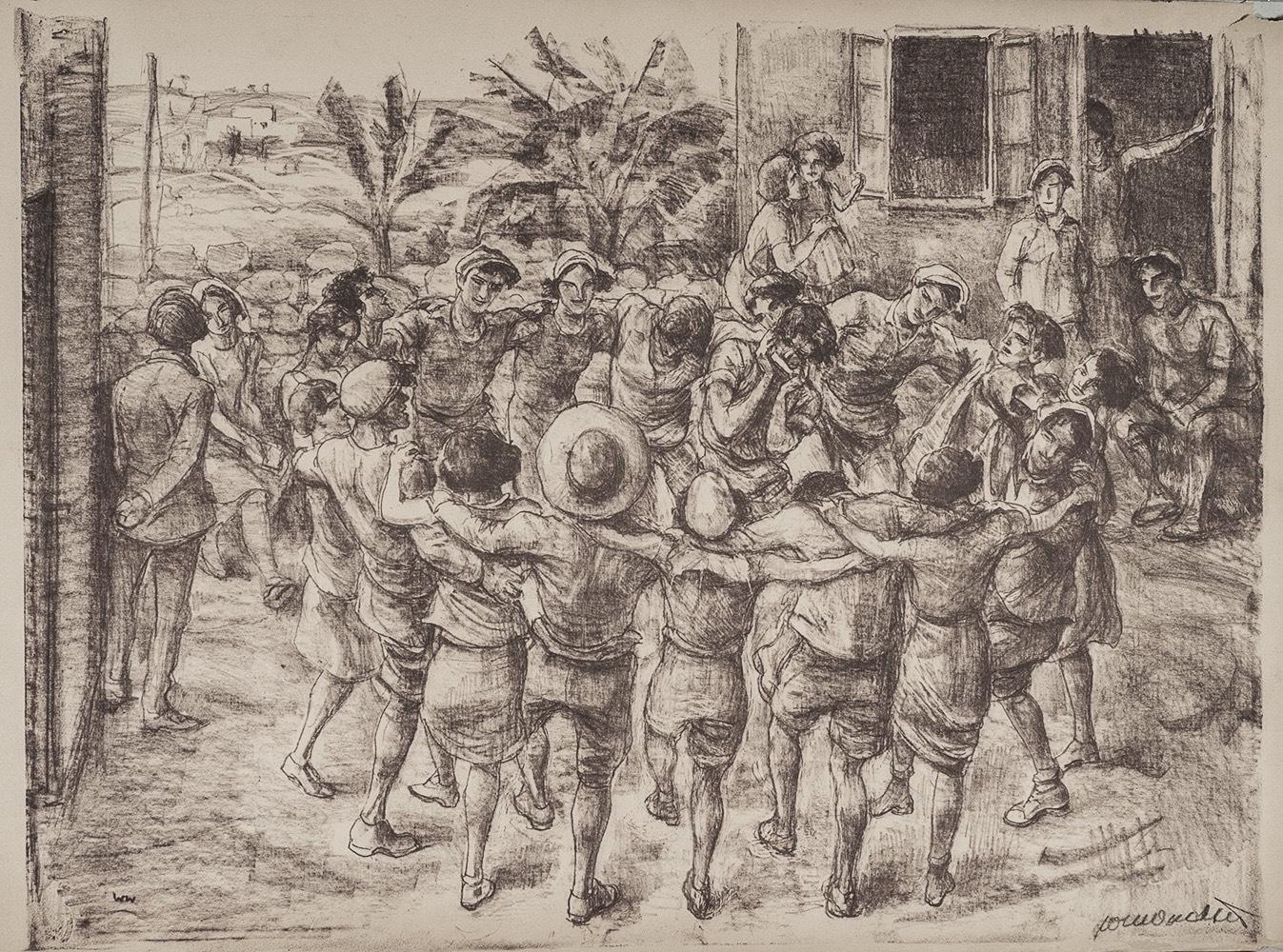 Korowód (Młodzież w kibucu)