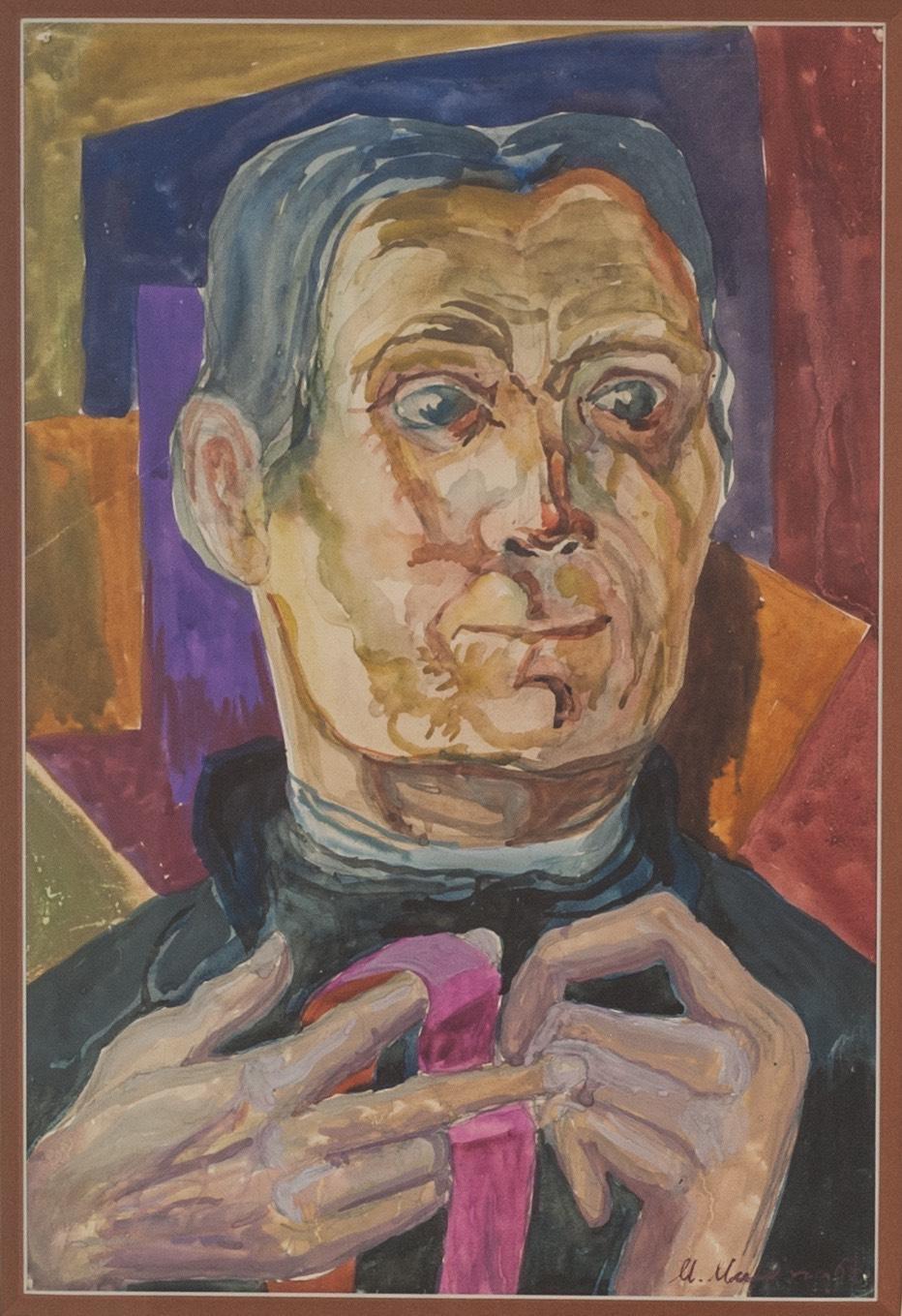 Autoportret podwójny, 1963 r.