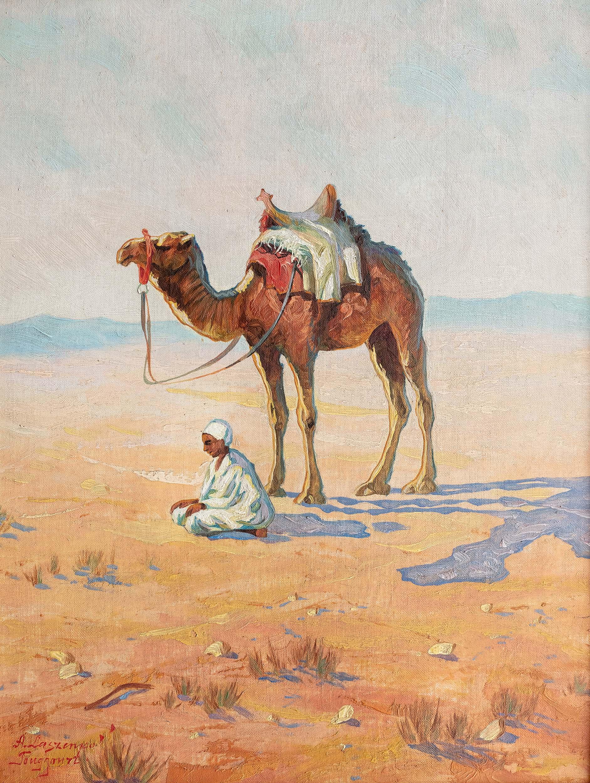 Modlitwa na pustyni