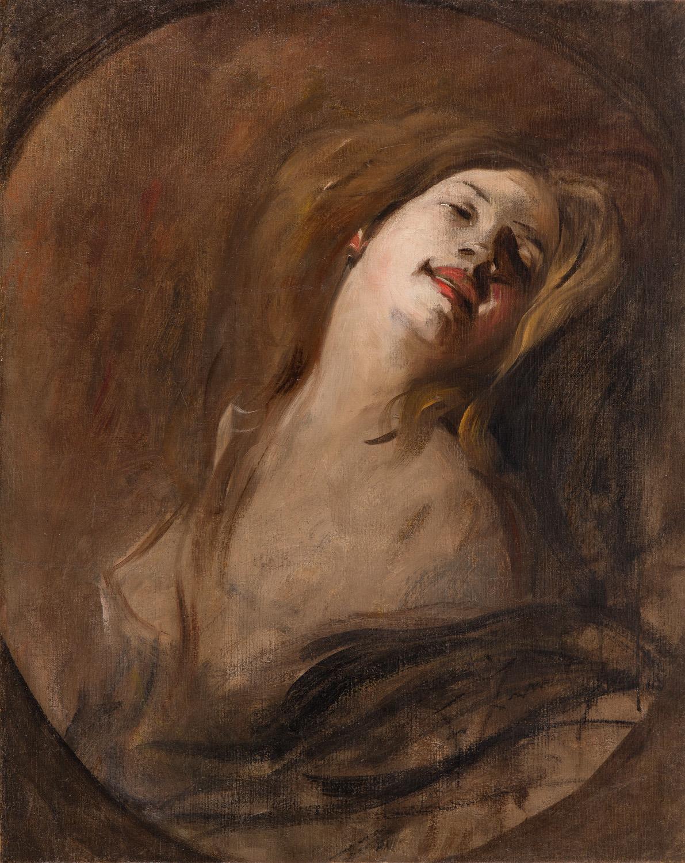 Portret kobiety w ekstazie