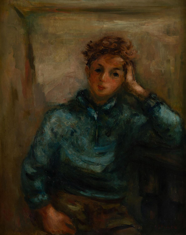 Portret syna artysty