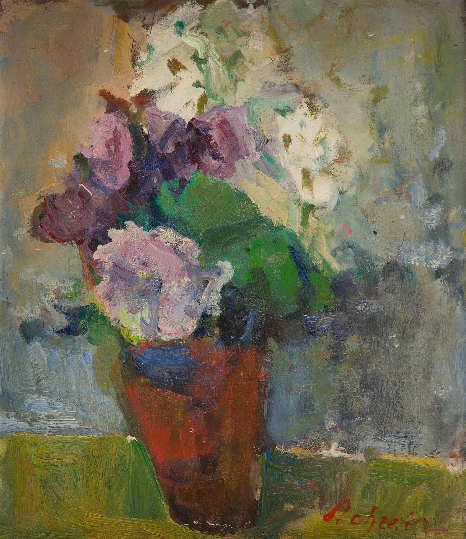 """""""Kwiaty"""", 1954"""
