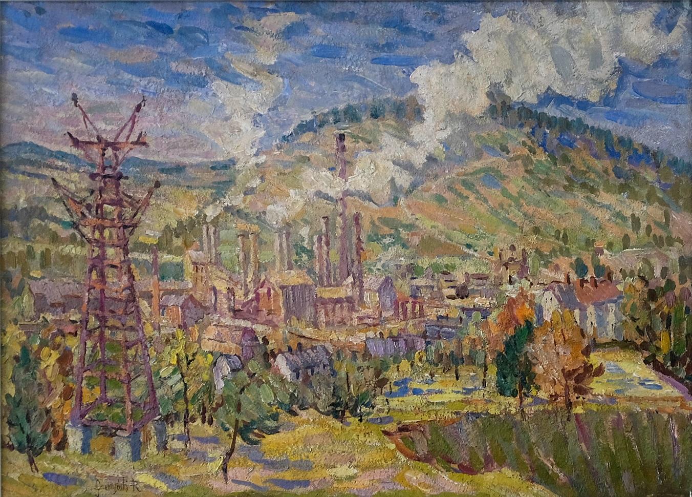 Cementownia - Chełm, 1949