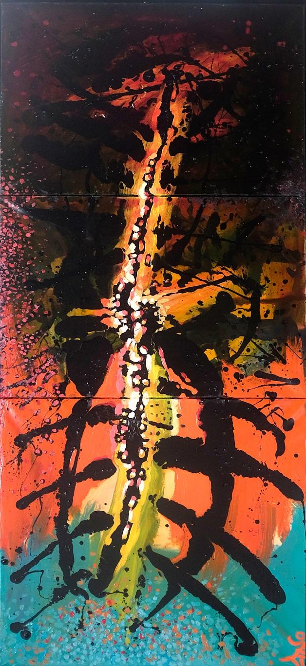 Z cyklu: Kosmogonia, 1996
