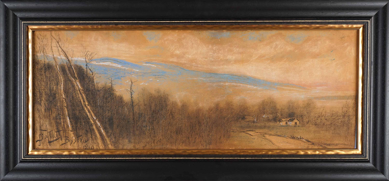Pejzaż z Bystrej, 1912