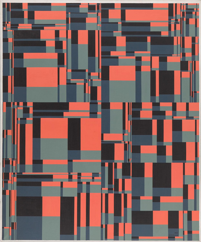 """""""Seria komputerowa I"""", 1991"""