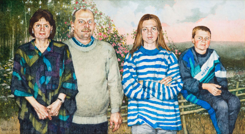 Portret rodzinny, 1996