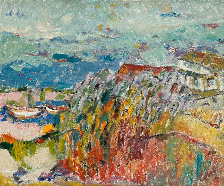Pejzaż, 1962