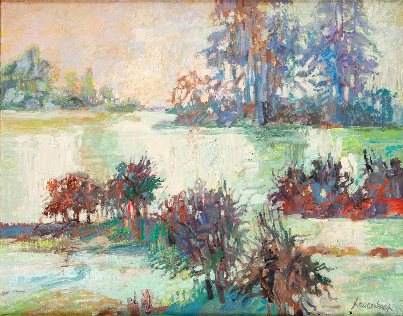 """""""Powódź III', 1988"""