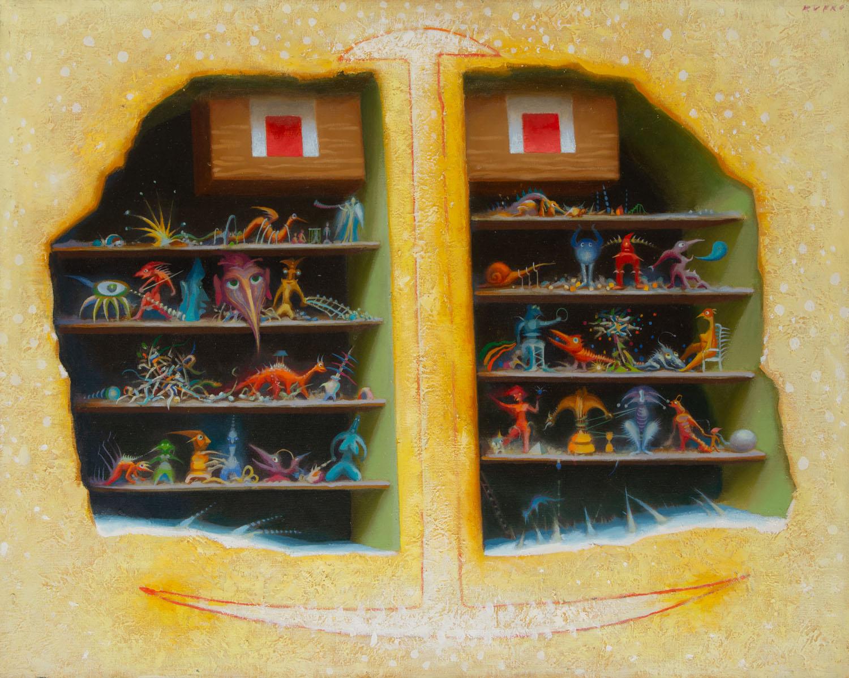 """Kolekcja prywatna"" , 1994"