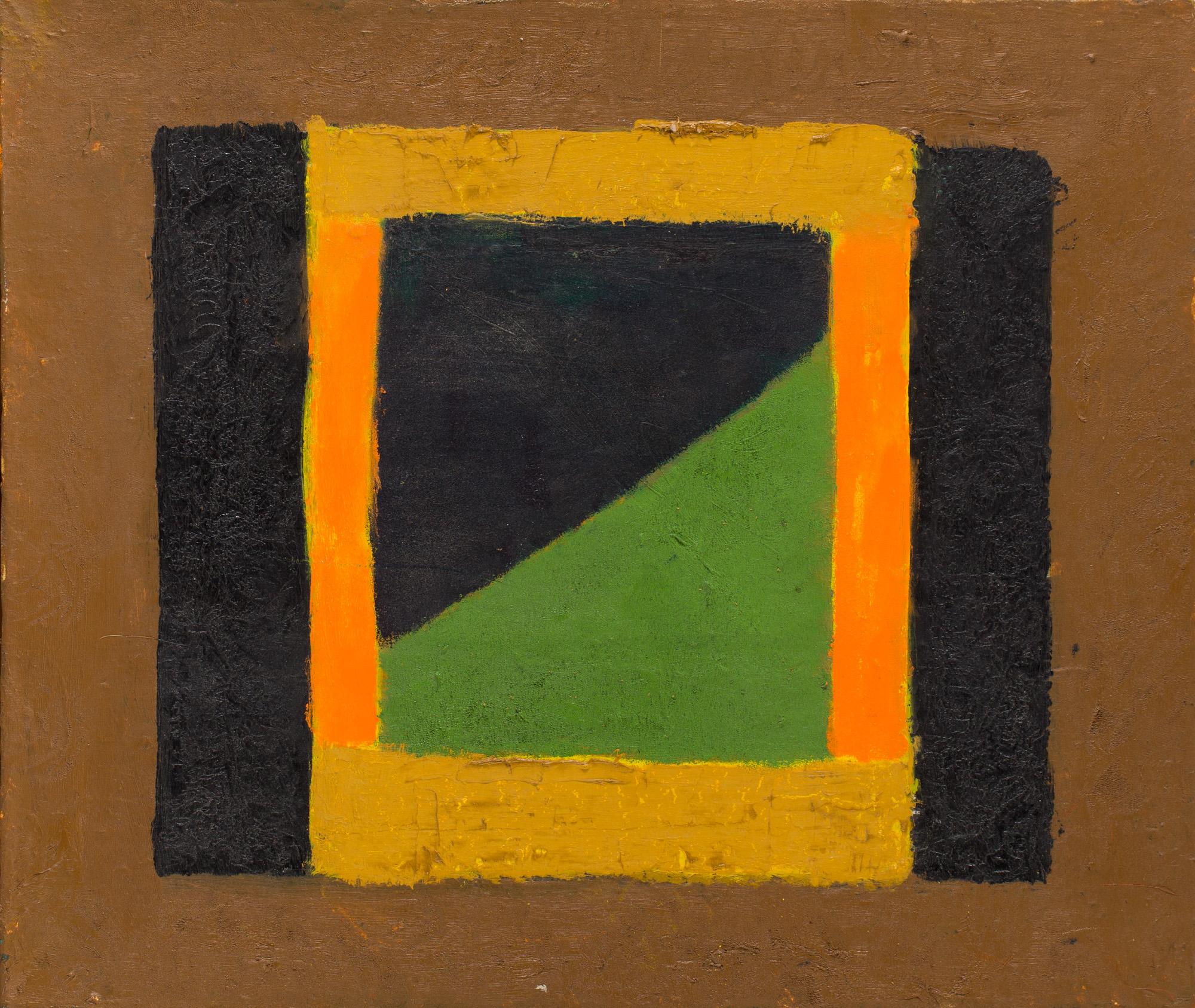 """""""Pejzaż"""", 1985"""
