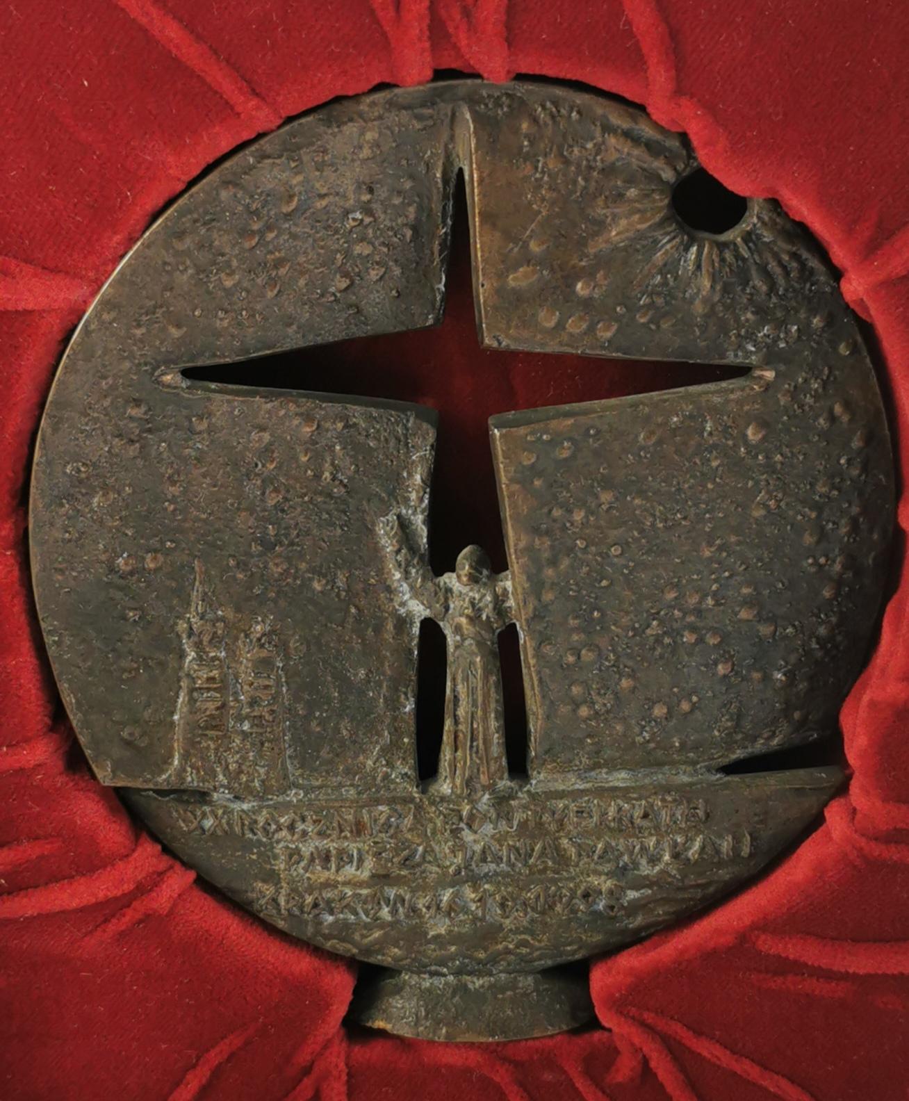 Statuetka pamiątkowa, 1998