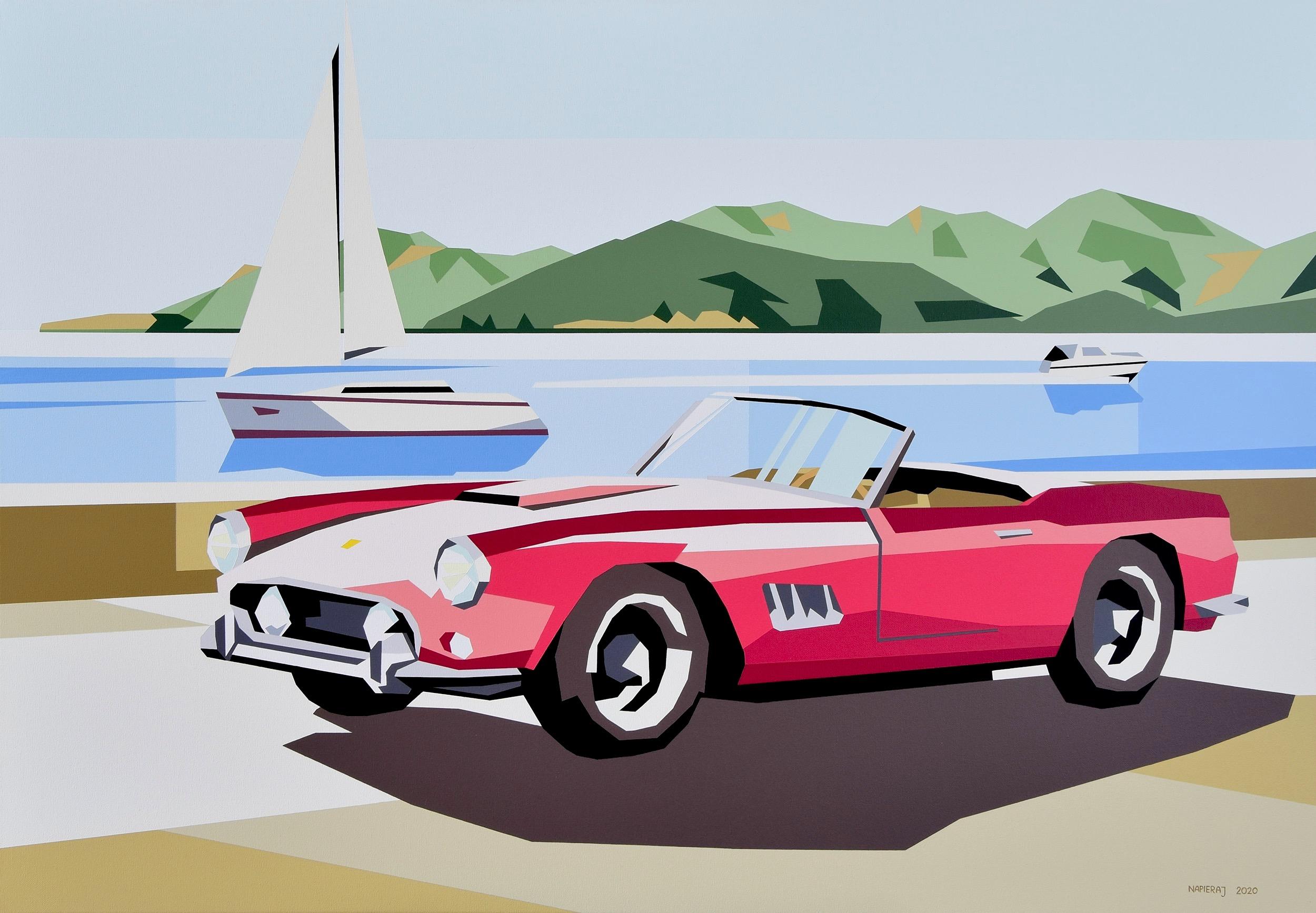 Ferrari na Lazurowym Wybrzeżu, 2020 r.