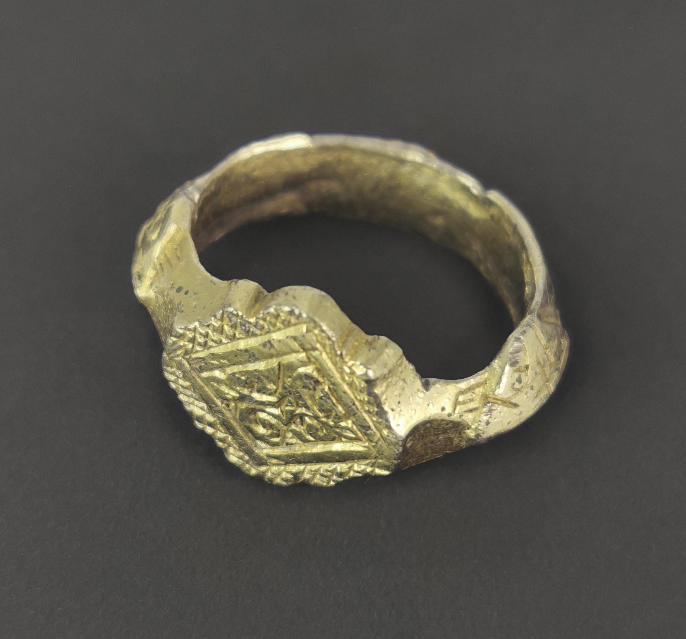 Pierścień barokowy