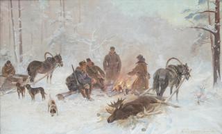 Po polowaniu