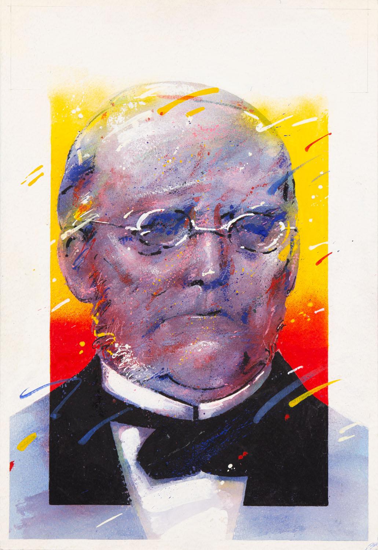Portret Stanisława Moniuszki, 1982