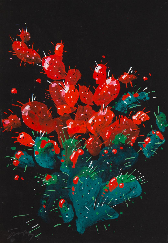 Kaktus II, 1980