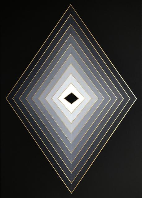 Gray rhombus, 2020