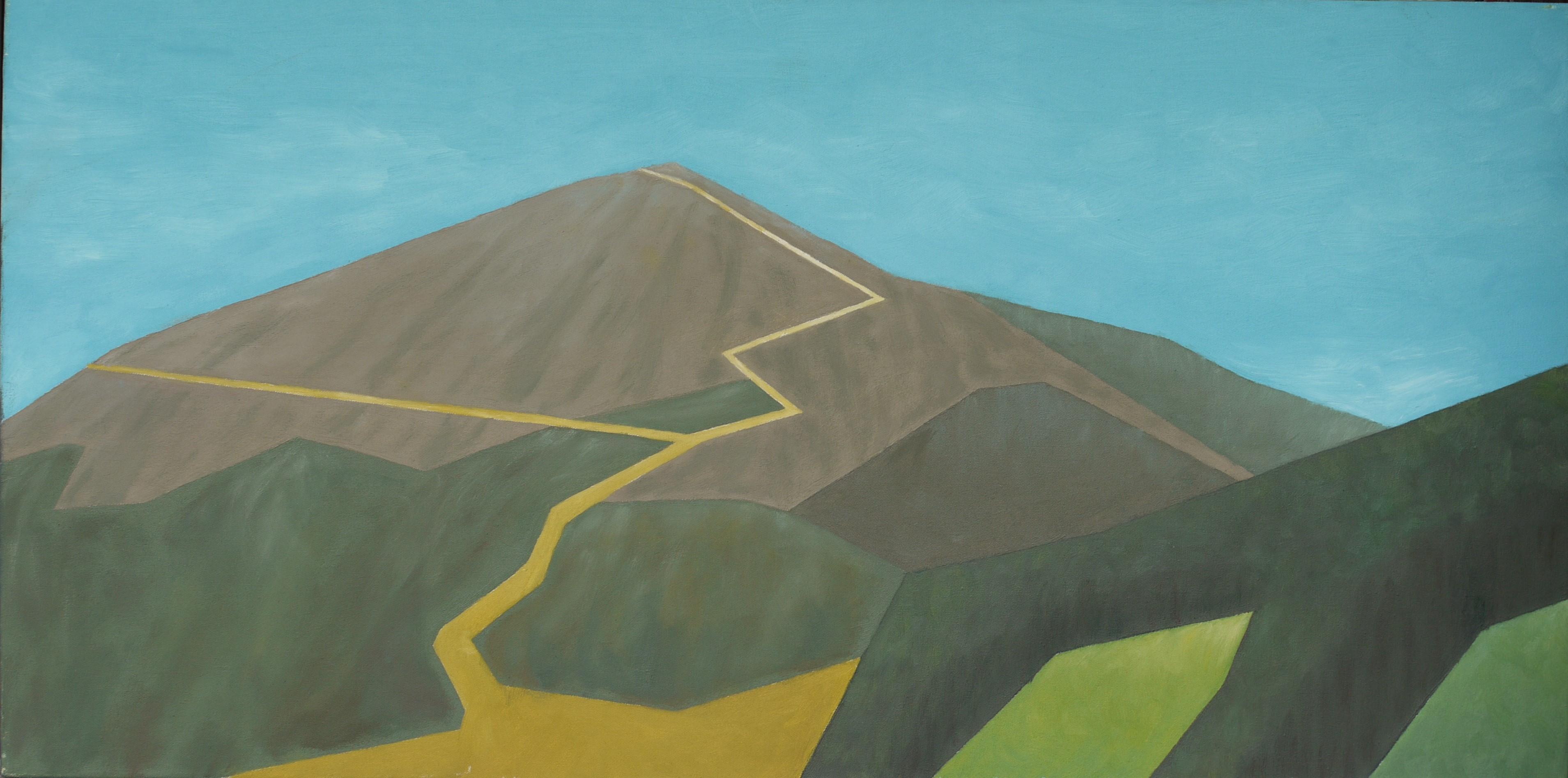 "Śnieżka z cyklu ""Góry nasze góry"", 2013"