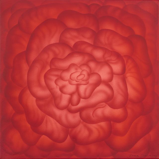 Czerwona róża, 2020