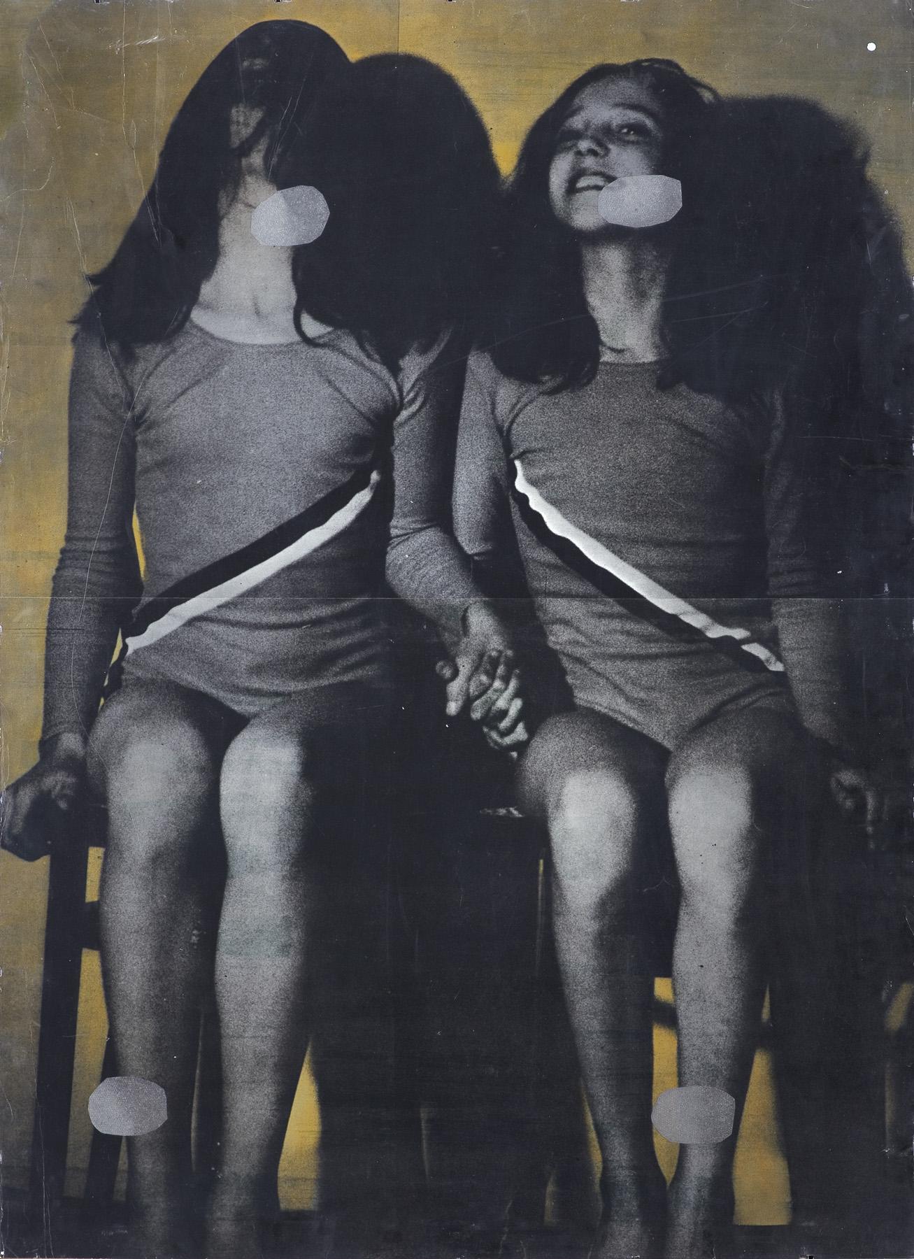 WZGLĘDNE CECHY PODOBIEŃSTWA XII, 1980
