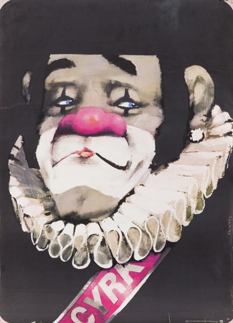 Klaun z kryzą, 1970