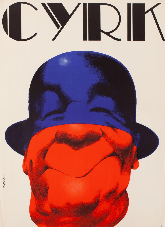 Klaun w kapeluszu, 1970