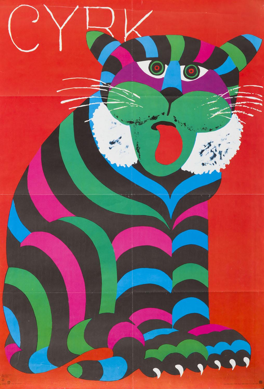 Tygrys, 1980