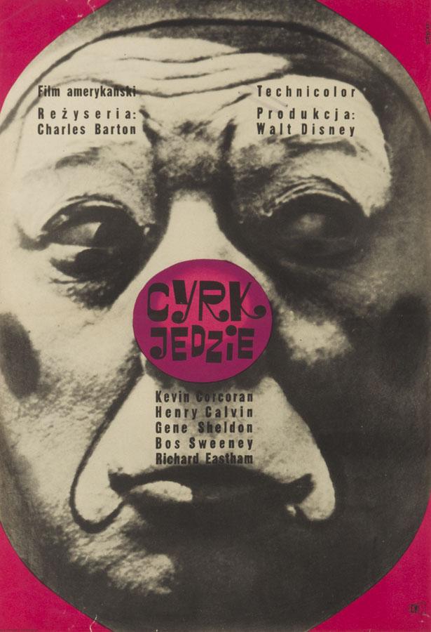 Cyrk jedzie, 1963