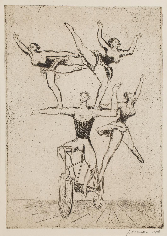 Akrobaci, 1948