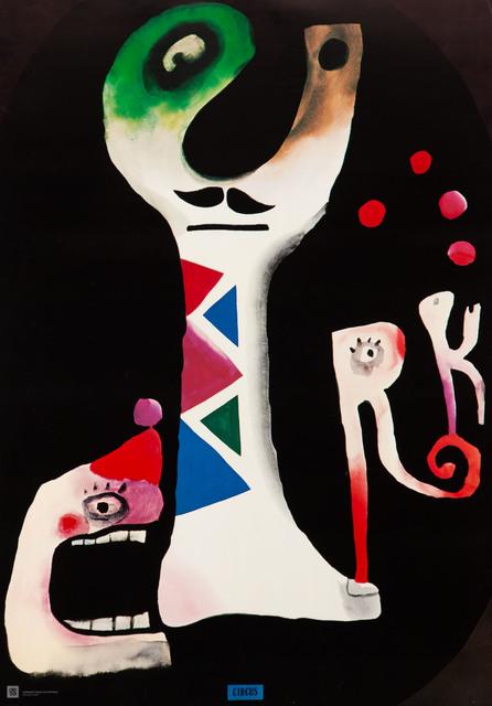 Cyrk surrealistyczny, 1976