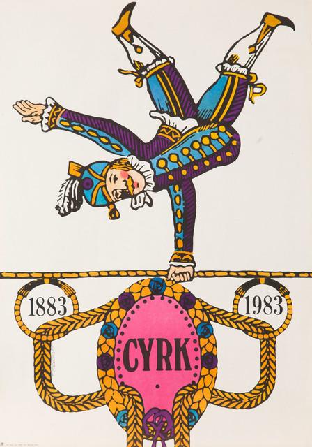 Cyrk 1883 - 1983, 1983