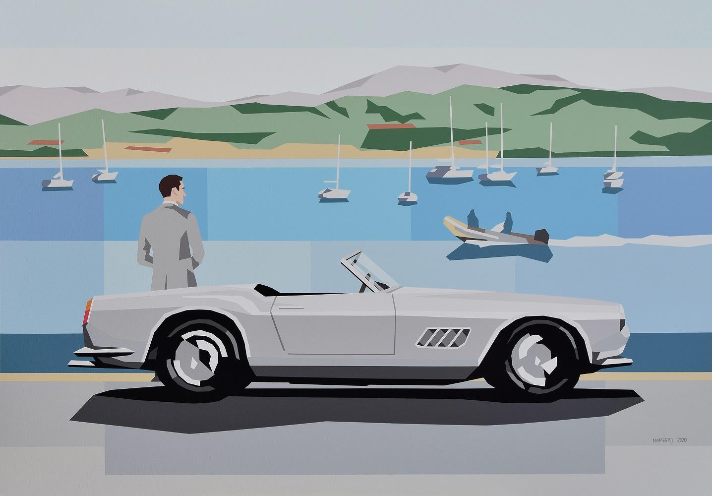 Ferrari na Riwierze, 2020