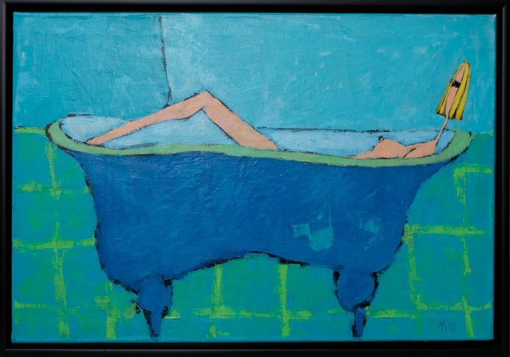 Błękitna kąpiel, 2003